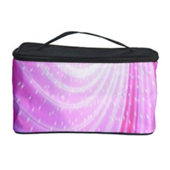 Vortexglow Abstract Background Wallpaper Cosmetic Storage Case by Simbadda