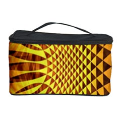 Patterned Wallpapers Cosmetic Storage Case by Simbadda