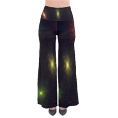 Star Lights Abstract Colourful Star Light Background Pants by Simbadda
