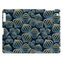 Gradient Flowers Abstract Background Apple iPad 3/4 Hardshell Case View1