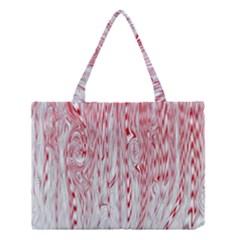 Abstract Swirling Pattern Background Wallpaper Pattern Medium Tote Bag by Simbadda