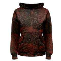 Olive Seamless Abstract Background Women s Pullover Hoodie