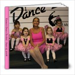 Emma s Dance Recital 6-15-08 - 8x8 Photo Book (30 pages)