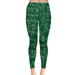 Formula Number Green Board Leggings  by Mariart