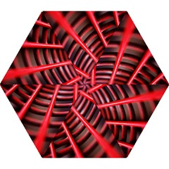 Abstract Of A Red Metal Chair Mini Folding Umbrellas