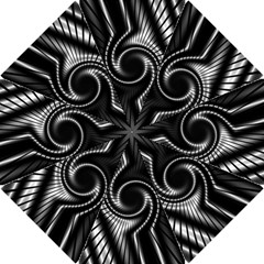 Abstract Background Resembling To Metal Grid Hook Handle Umbrellas (small)