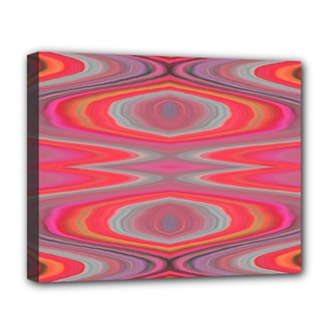 Hard Boiled Candy Abstract Deluxe Canvas 20  X 16