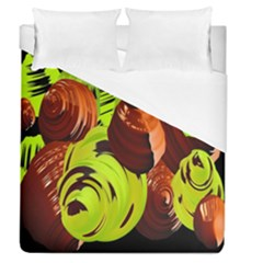 Neutral Abstract Picture Sweet Shit Confectioner Duvet Cover (queen Size) by Nexatart