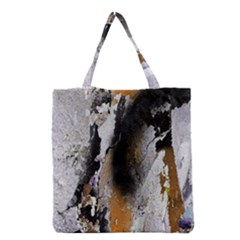 Abstract Graffiti Background Grocery Tote Bag by Nexatart