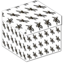 Insect Animals Pattern Storage Stool 12