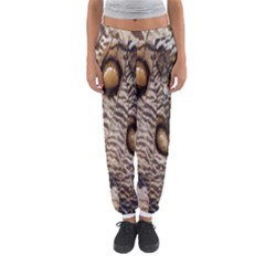 Butterfly Wing Detail Women s Jogger Sweatpants
