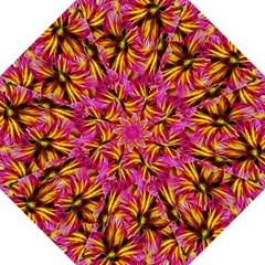 Floral Pattern Background Seamless Golf Umbrellas by Nexatart