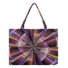 Background Image With Wheel Of Fortune Medium Tote Bag by Nexatart