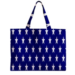 Starry Header Zipper Mini Tote Bag