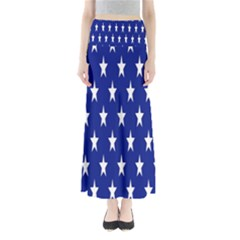 Starry Header Maxi Skirts