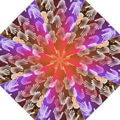 Clipart Hands Background Pattern Golf Umbrellas by Nexatart