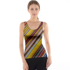 Colourful Lines Tank Top
