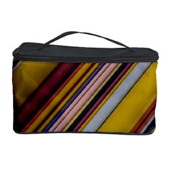 Colourful Lines Cosmetic Storage Case