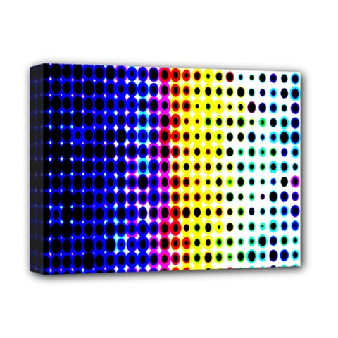 A Creative Colorful Background Deluxe Canvas 16  X 12   by Nexatart