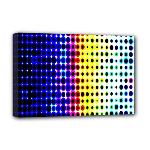 A Creative Colorful Background Deluxe Canvas 18  X 12