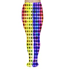 A Creative Colorful Background Women s Tights by Nexatart