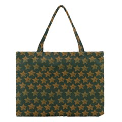 Stars Pattern Background Medium Tote Bag by Nexatart