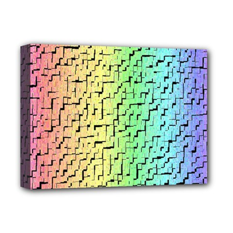 A Creative Colorful Background Deluxe Canvas 16  X 12
