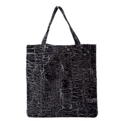 Old Black Background Grocery Tote Bag by Nexatart