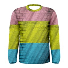 Brickwall Men s Long Sleeve Tee