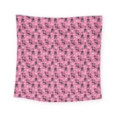 Cute Cats I Square Tapestry (small)