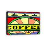 Coffee Tin A Classic Illustration Mini Canvas 6  x 4