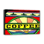 Coffee Tin A Classic Illustration Deluxe Canvas 18  x 12