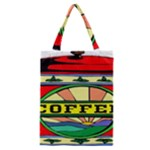 Coffee Tin A Classic Illustration Classic Tote Bag