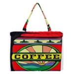 Coffee Tin A Classic Illustration Medium Tote Bag