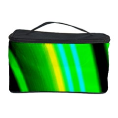 Multi Colorful Radiant Background Cosmetic Storage Case