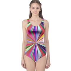 Star A Completely Seamless Tile Able Design One Piece Swimsuit