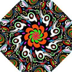 Background Balls Circles Folding Umbrellas by Nexatart