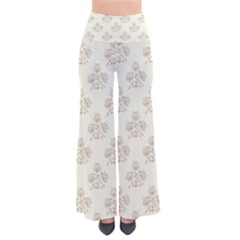 Seamless Floral Pattern Pants by TastefulDesigns