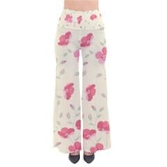 Seamless Flower Pattern Pants by TastefulDesigns