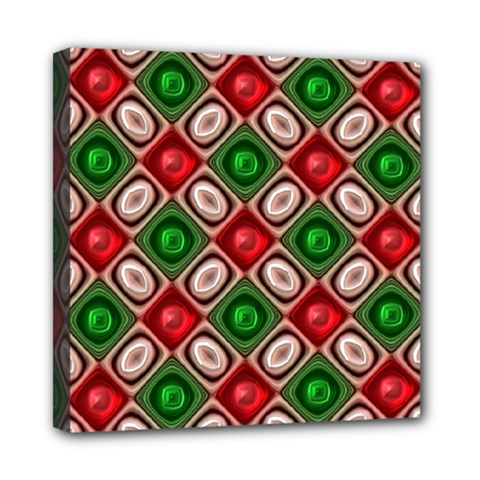 Gem Texture A Completely Seamless Tile Able Background Design Mini Canvas 8  X 8