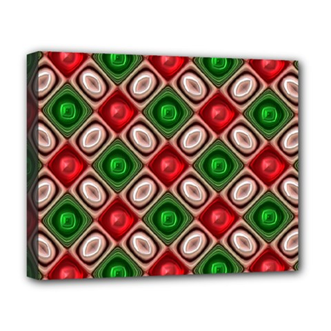 Gem Texture A Completely Seamless Tile Able Background Design Deluxe Canvas 20  X 16