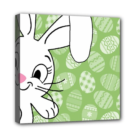 Easter bunny  Mini Canvas 8  x 8