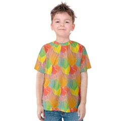 Birthday Balloons Kids  Cotton Tee