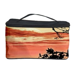 Autumn Song Autumn Spreading Its Wings All Around Cosmetic Storage Case by Nexatart