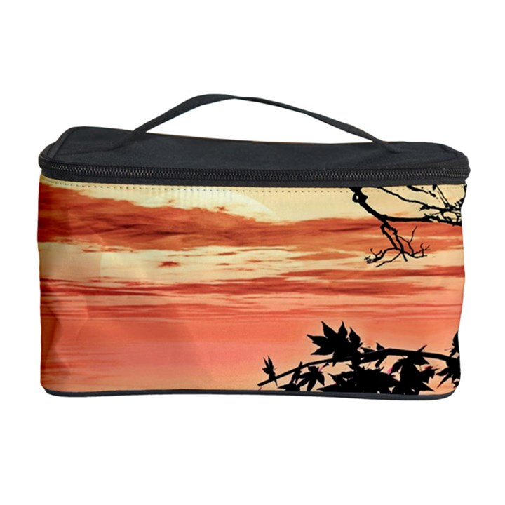 Autumn Song Autumn Spreading Its Wings All Around Cosmetic Storage Case