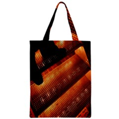 Magic Steps Stair With Light In The Dark Zipper Classic Tote Bag by Nexatart