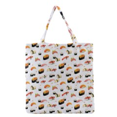 Sushi Lover Grocery Tote Bag by tarastyle