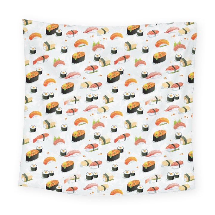 Sushi Lover Square Tapestry (Large)