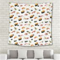 Sushi Lover Square Tapestry (Large) View2