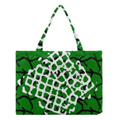 Abstract Clutter Medium Tote Bag by Nexatart